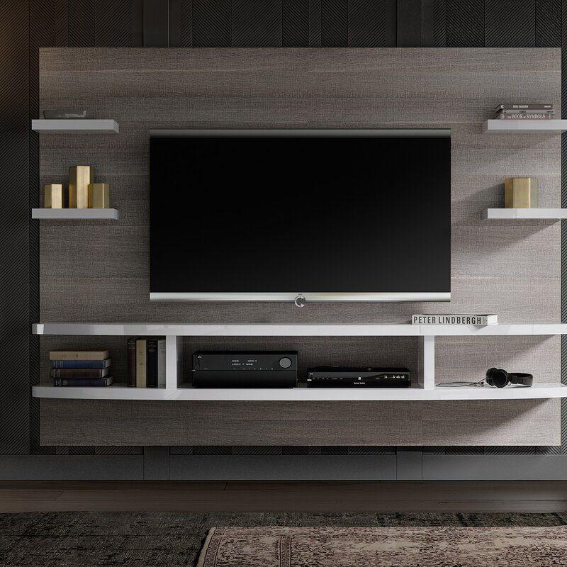 Pin On Wall Tv Design