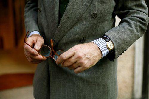 thebengalstripe: Gianni Agnelli | Mens fashion classic