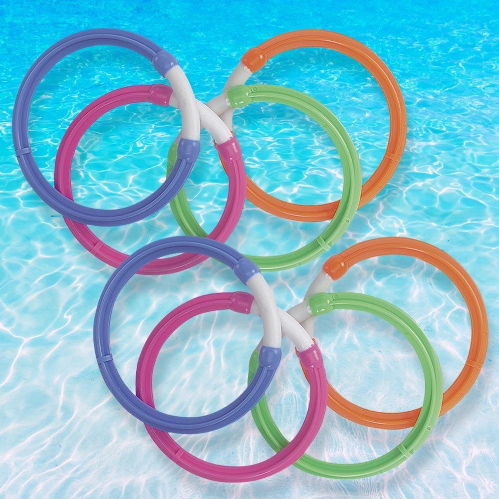 Sunsplash Dive Rings For Swimming Pools 2 Pack 449 2 1104 02 The Home Depot Swimming Pools Pool Supplies Pool Toys