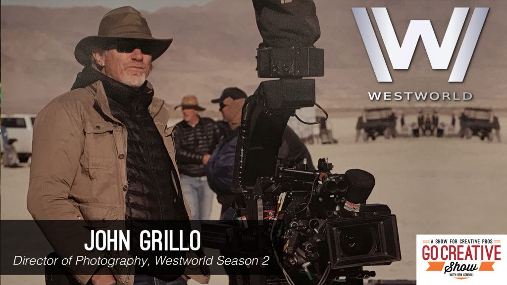The Cinematography Of Westworld Season 2 With John Grillo Westworld Season 2 Westworld Cinematography