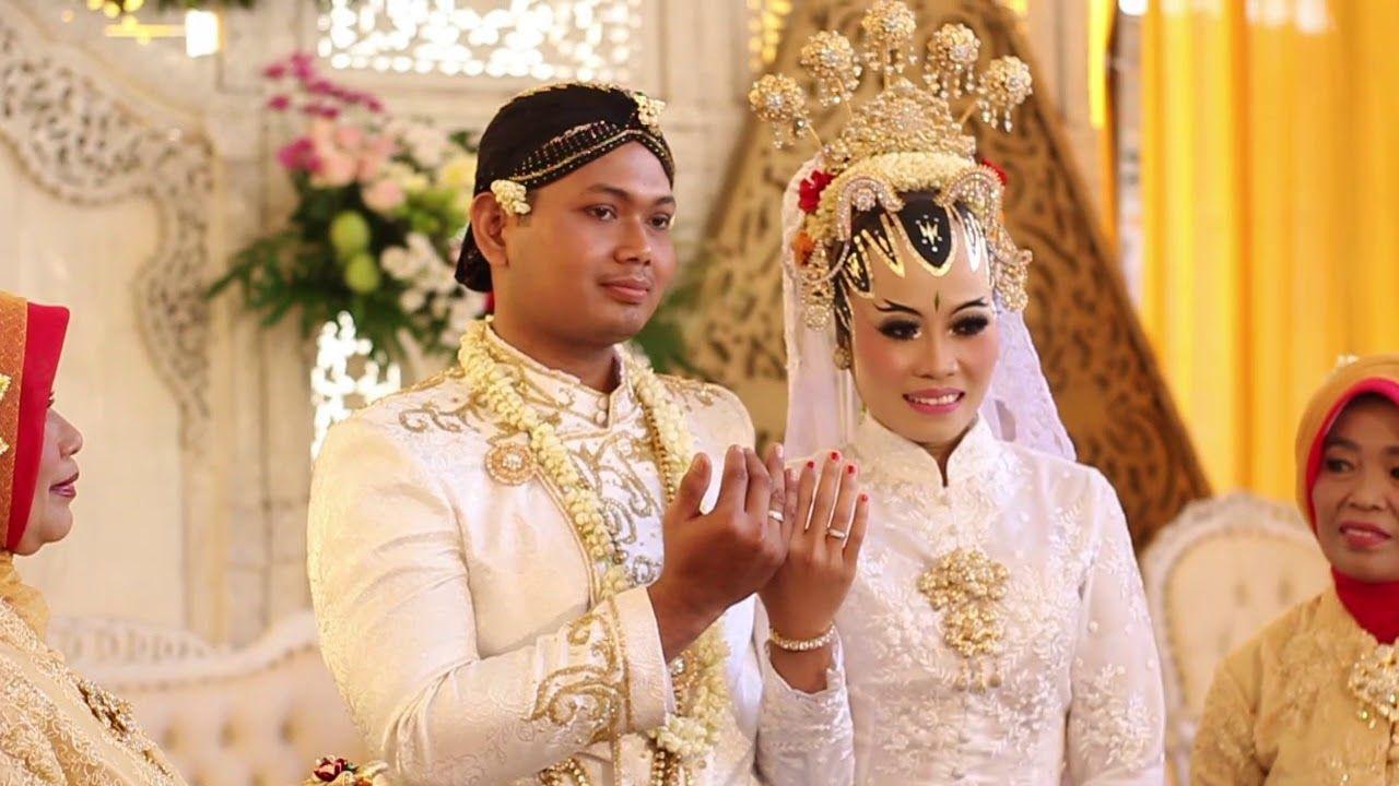 Video Clip Pernikahan Muslim Pengantin Tradisional Adat Jawa Asni Deni J Fotografi Perkawinan Pengantin Pernikahan