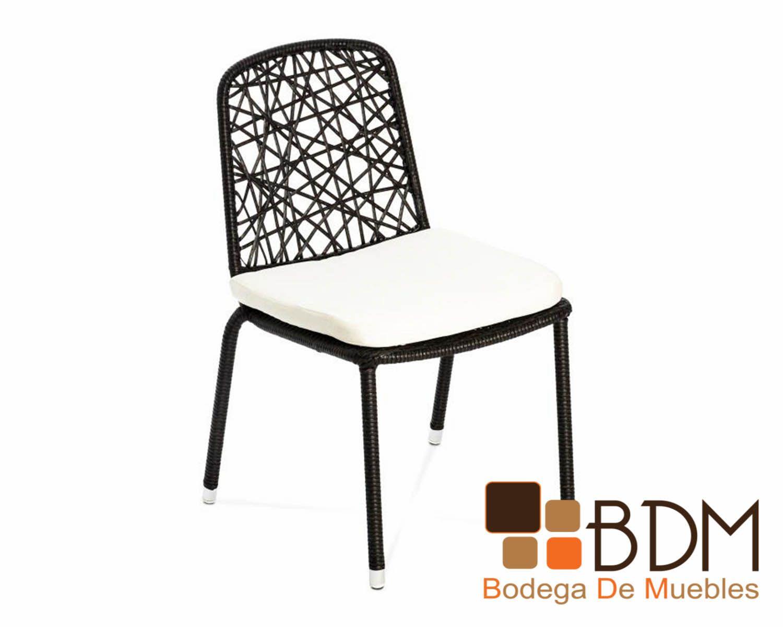 Silla de gran diseño, perfecta para exterior. | Muebles para ...