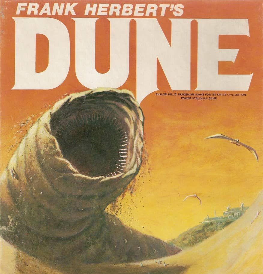 The 40 best books to read before you die frank herbert