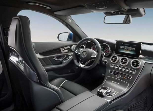 2016 Mercedes Amg C63 Coupe Interior Design