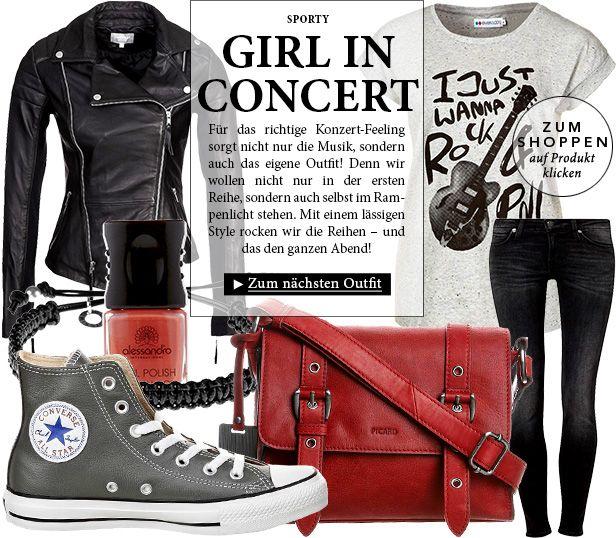 Konzert outfits