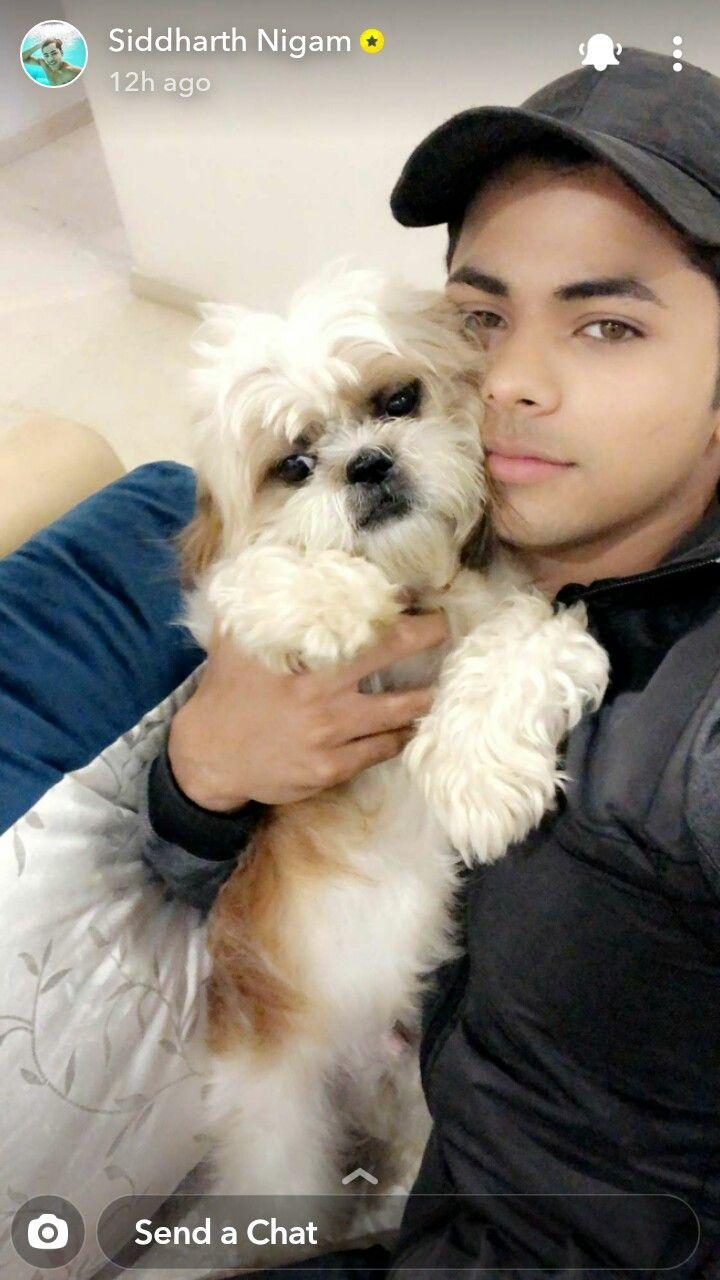 Siddharth Nigam.. 😘😍 in 2020 Tv stars, Dogs, Animals