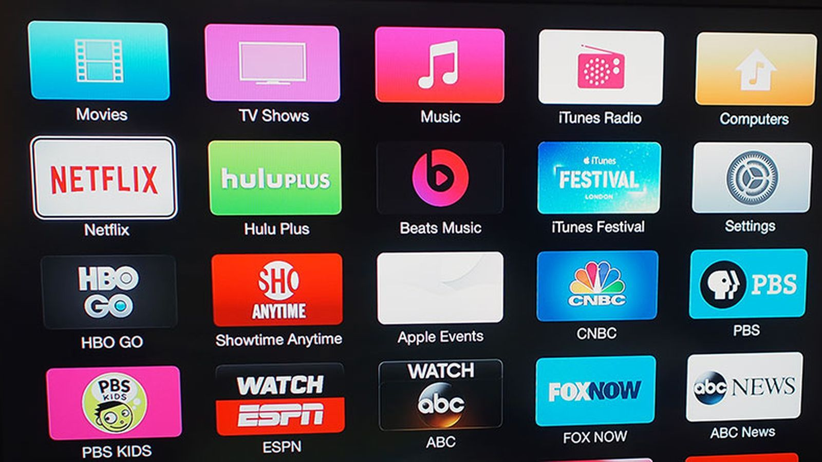 Apple's TV show is about driving people back to its apps