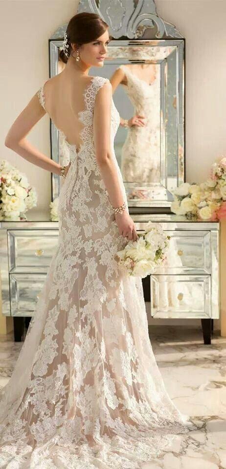 Romantic shabby ♡ | Wedding dresses ! | Pinterest | Shabby ...
