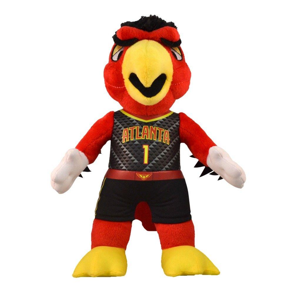 7037b07e9e4 NBA Atlanta Hawks Harry the Hawk 10 Plush Figure