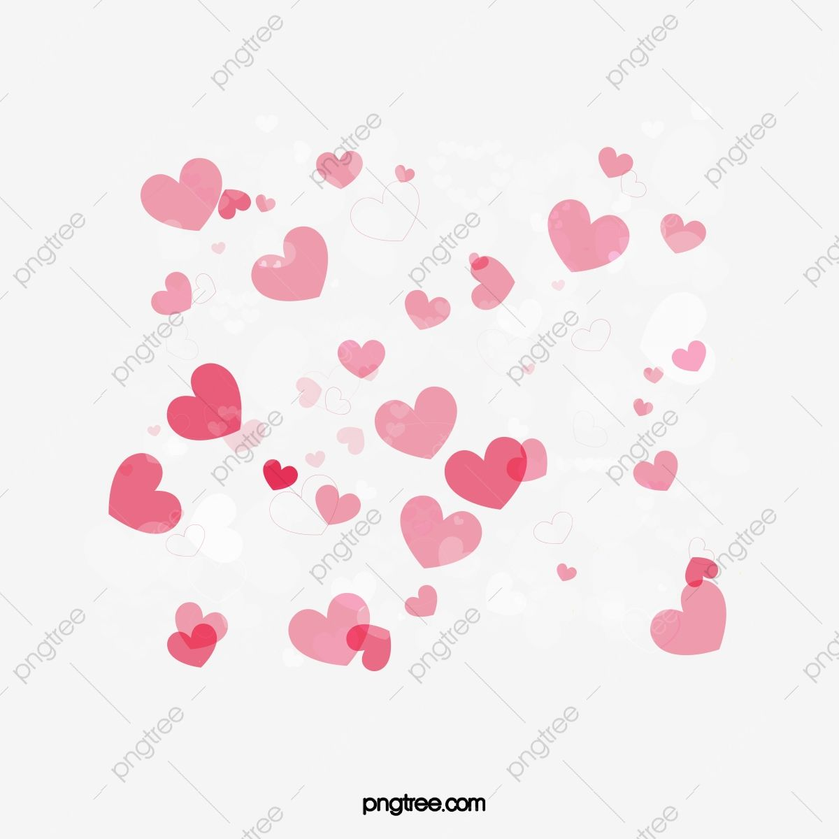 Pink Heart Pepero Day Pink Heart Heart Crown Png And Vector With Transparent Background For Free Download Pink Heart Valentines Day Background Pink Background