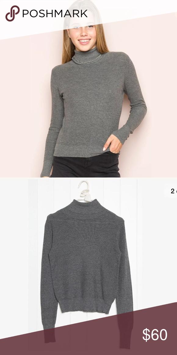 Brandy Melville karissa turtleneck sweater NWT Brandy Melville Sweaters Cowl & Turtlenecks