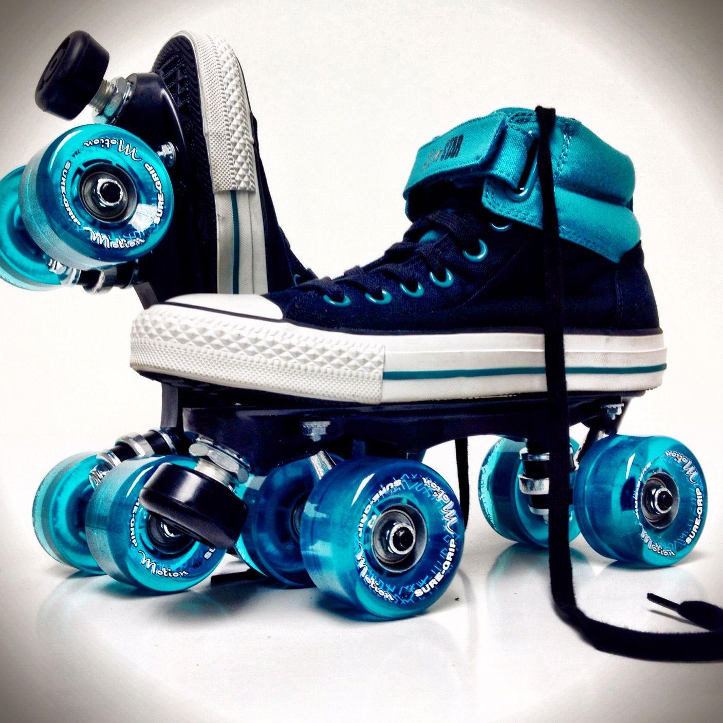 Roller derby, Roller skates