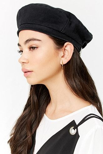 bbfc512112d26 Woven Adjustable Beret