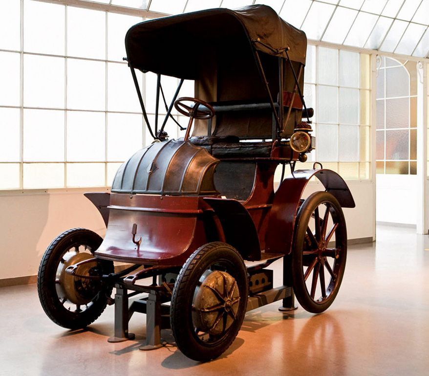 1900 Lohner Porsche Electric Drive Cars Classic Cars Electric Cars