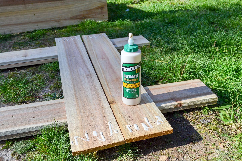 Diy lshaped garden bed raised beds pinterest garden beds