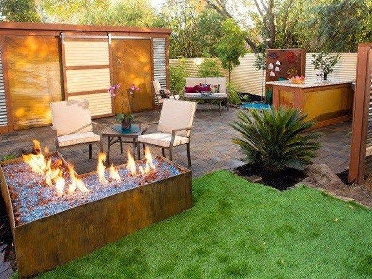 Fabulous Contemporary Backyard Patio Ideas 22 Trendehouse Small Backyard Landscaping Backyard Patio Backyard Landscaping Designs