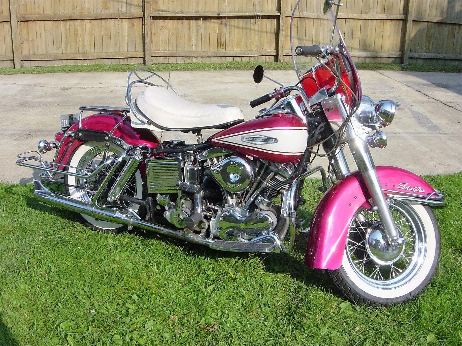 Details about 1967 Harley-Davidson FLH | Harley_!! | Harley davidson