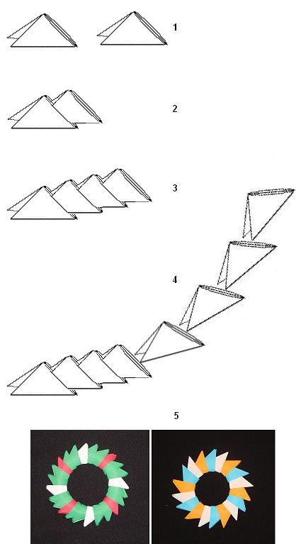golden venture folding ring origami pinterest origami paper rh pinterest com Golden Venture Art Golden Venture Film