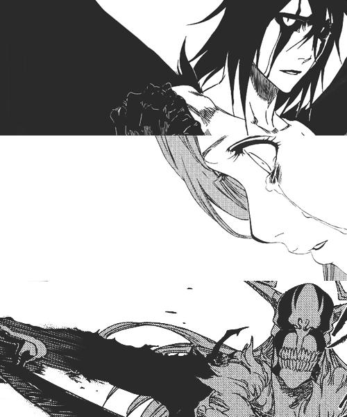 Ulquiorra Inoue And Ichigo Bleach Anime Bleach Manga Bleach Characters