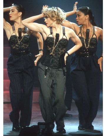 Madonna S Most Iconic Looks Madonna Vogue Madonna Fashion Madonna 80s