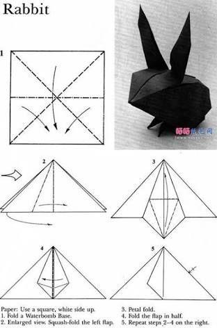 Origami Instructions Origami Pinterest