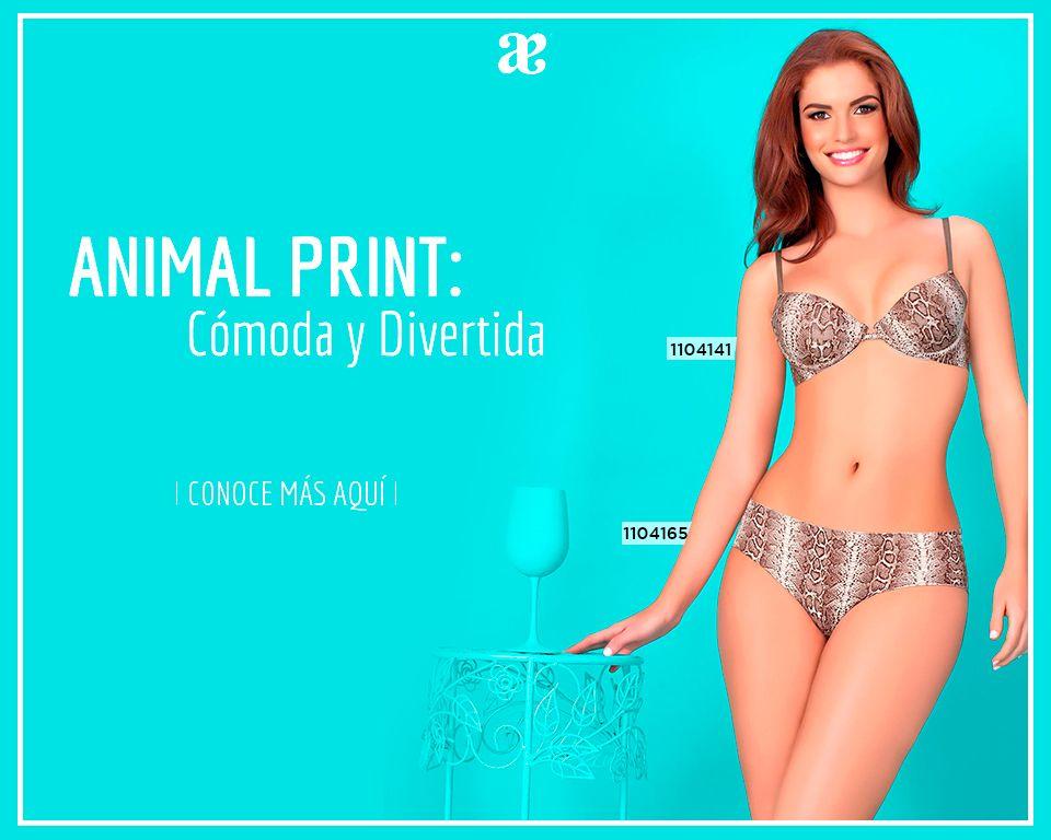 Descubre cómo se renueva la tendencia animal print en esta Primavera.