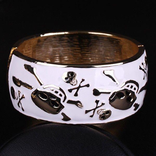 Skull Fashion Bracelet