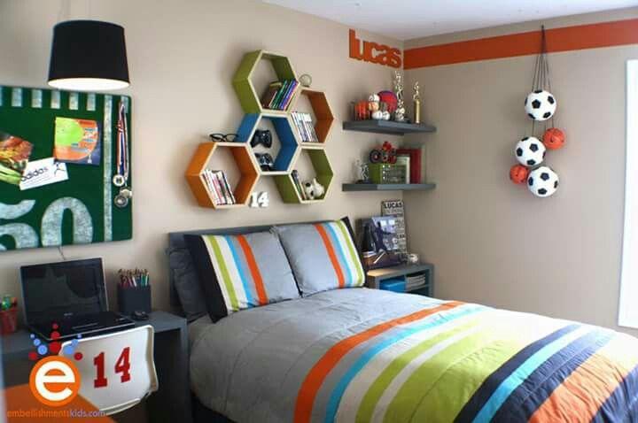 kids_room_idea Cuarto de niños Pinterest - Decoracion De Recamaras Para Jovenes Hombres