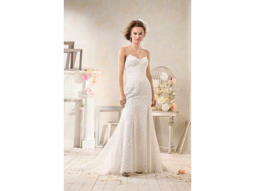 Modern vintage wedding dresses  Alfred Angelo uu  Shop Nearly Newly Wed  Pinterest  Wedding