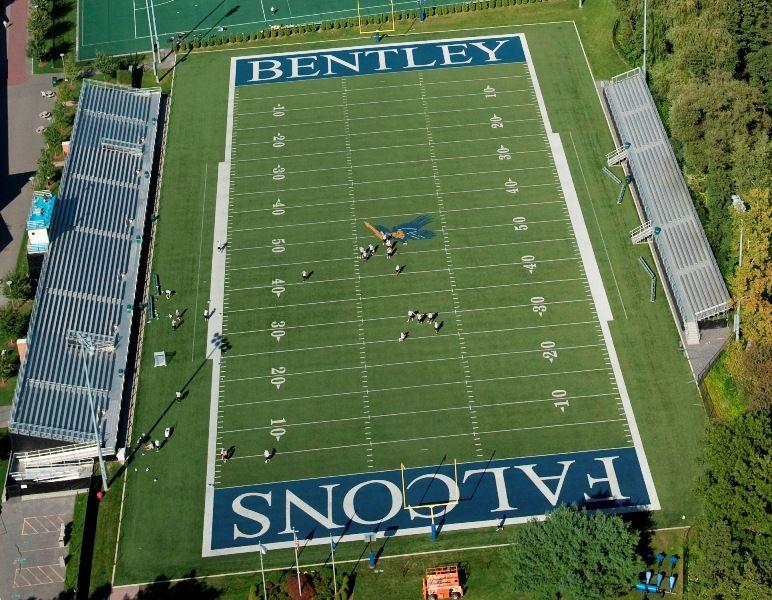 Bentley University - Bentley Football Field, Waltham, MA   My ...