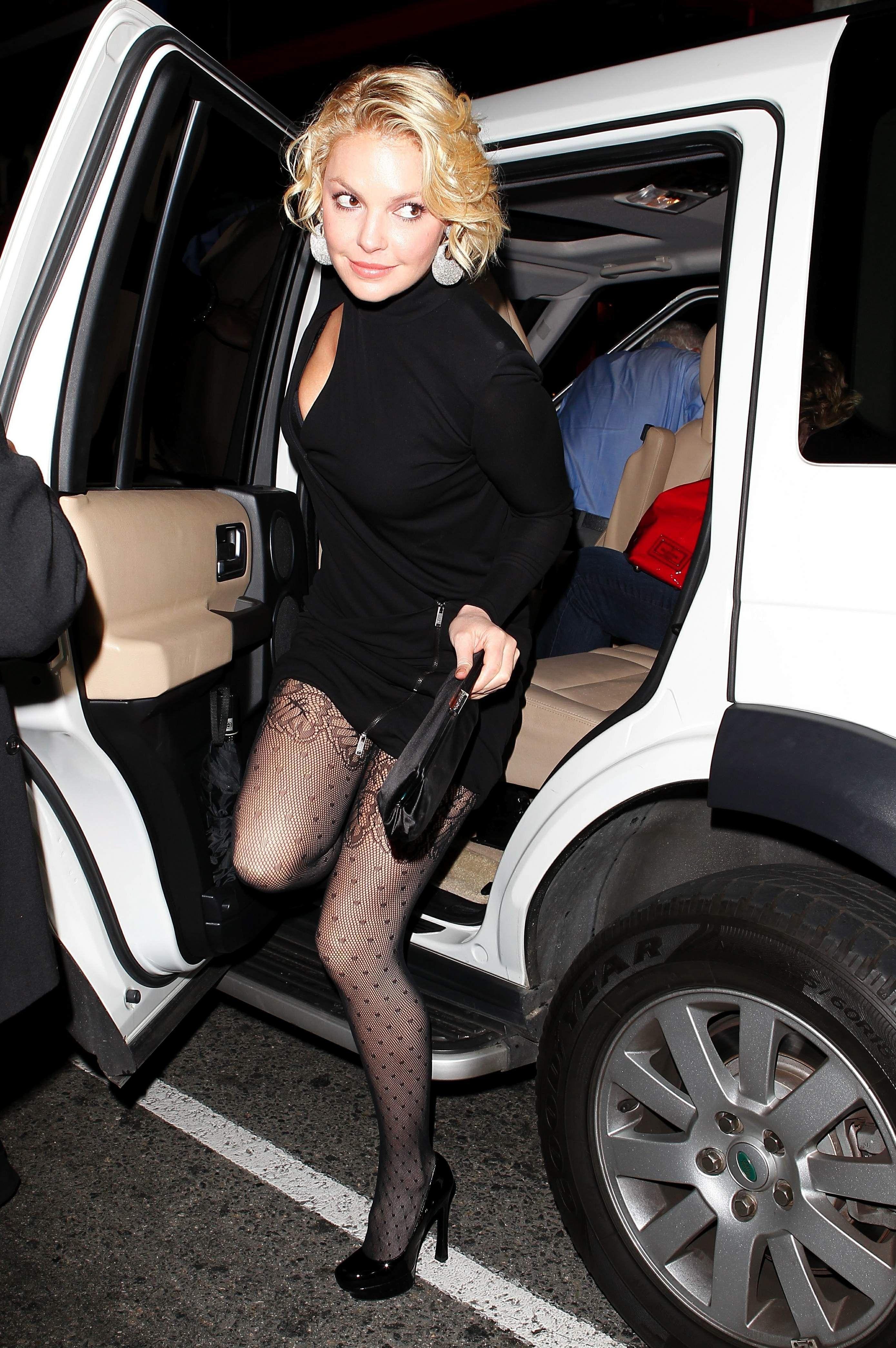 Katherine Heigl | Celebrities in Tights A-L | Pinterest ...