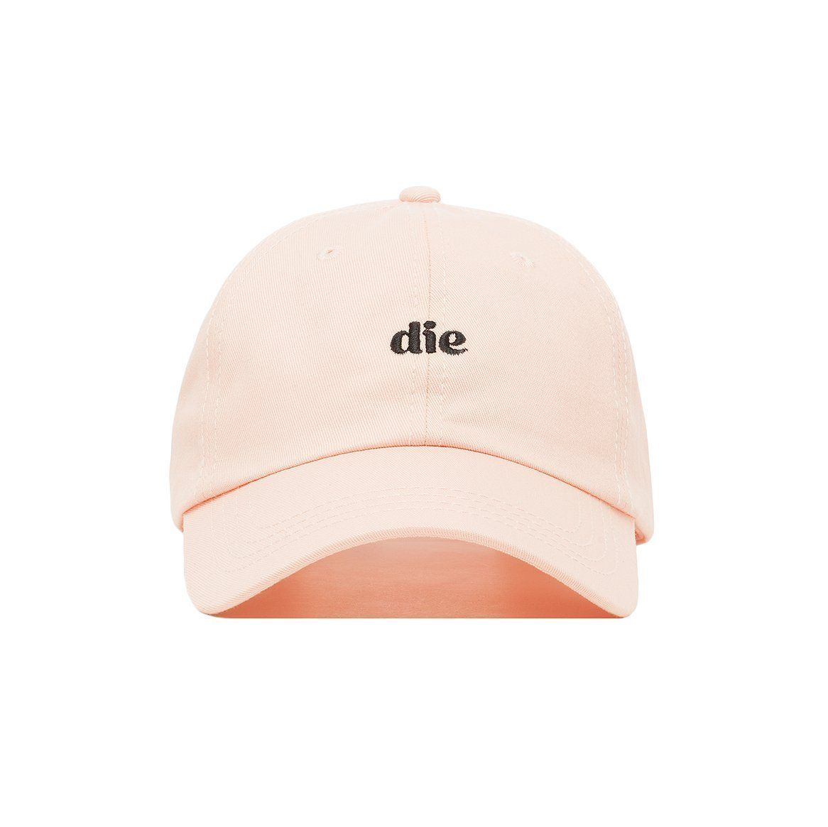 1b7e271e86d Buy buy on wallmart.win Premium Embroidered Pink die Hat - Baseball Cap  with Adjustable
