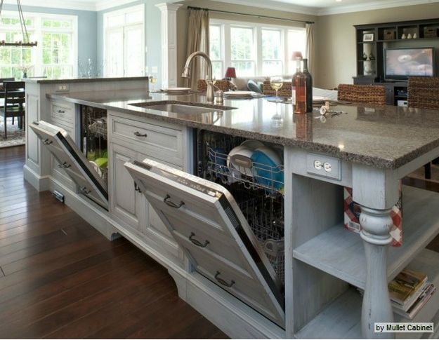 The 16 Most Annoying Things About Keeping Kosher Home Kitchens Kitchen Island With Sink Kitchen Design