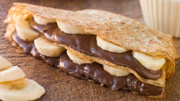 10 Ways To Use Bananas Before They Turn Brown Banana Nutella