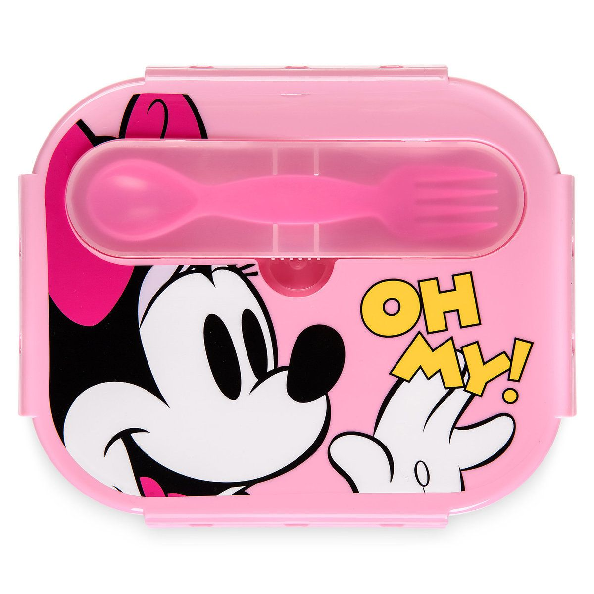 Minnie Mouse Food Storage Container Disney Eats Baby Girl