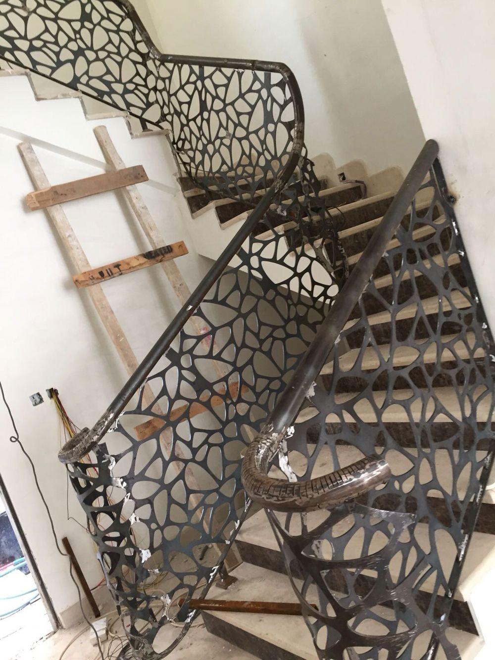 #laser#metal#amazing#saudiarabia#railings#stairs ...