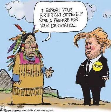 Pin On Trump Cartoons