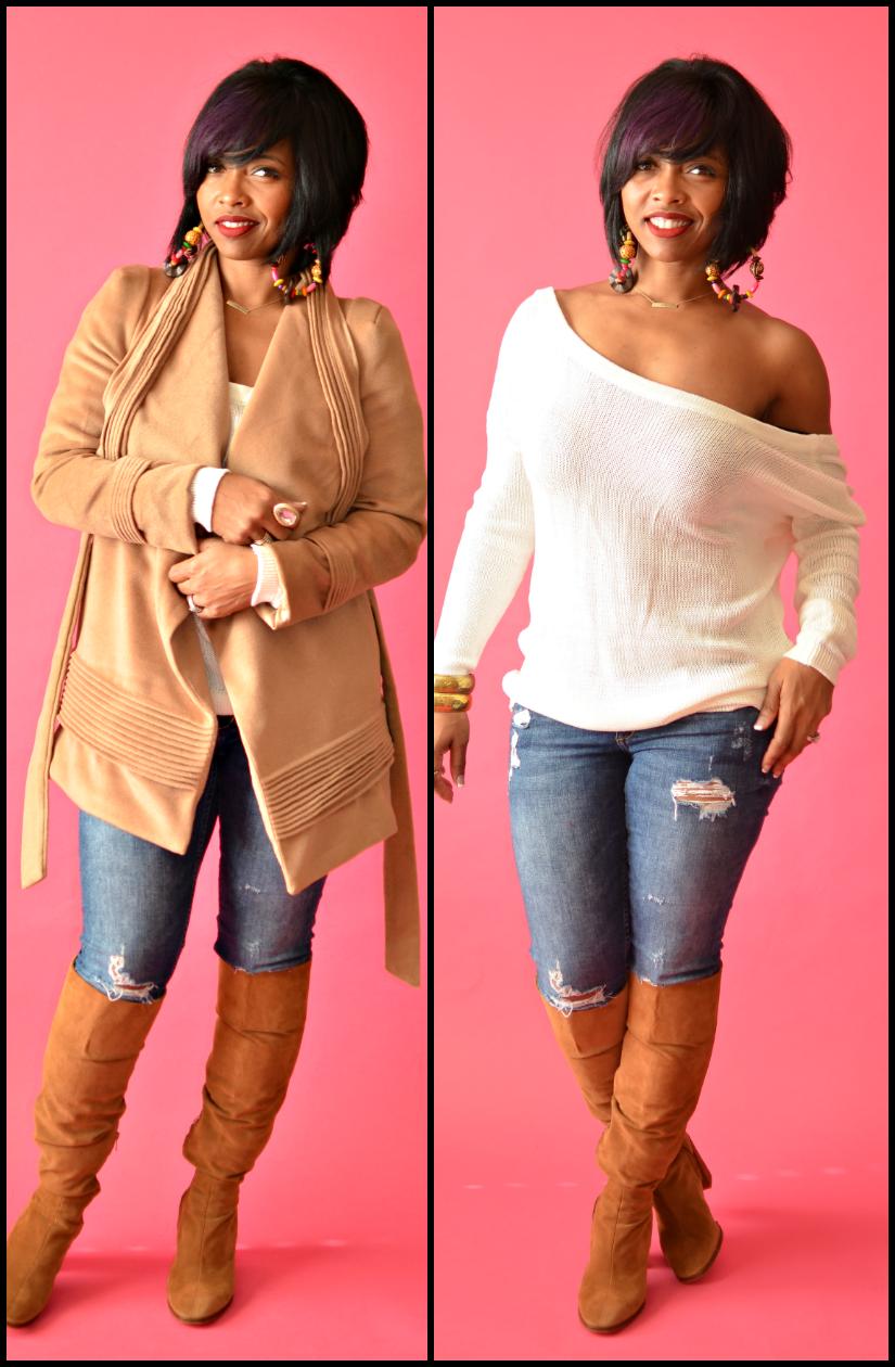 Fall Lookbook: 3 Fall Outfit Ideas | El invierno, Invierno y Gordita