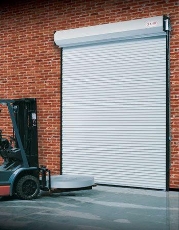 Automatic And Safe The Rolling Door Is Safe The Operator Will Stop If Operating Encounter Resist Door Repair Garage Door Repair Service Overhead Garage Door