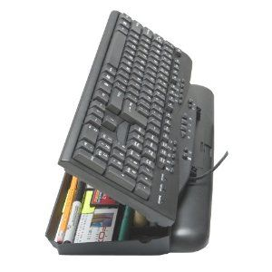 Multimedia Keyboard 1900 U0026 Organizer. This Would Be Perfect For Me At Work  Where I Canu0027t Even Leave A Pen On My Desk Without It Being Stolen.
