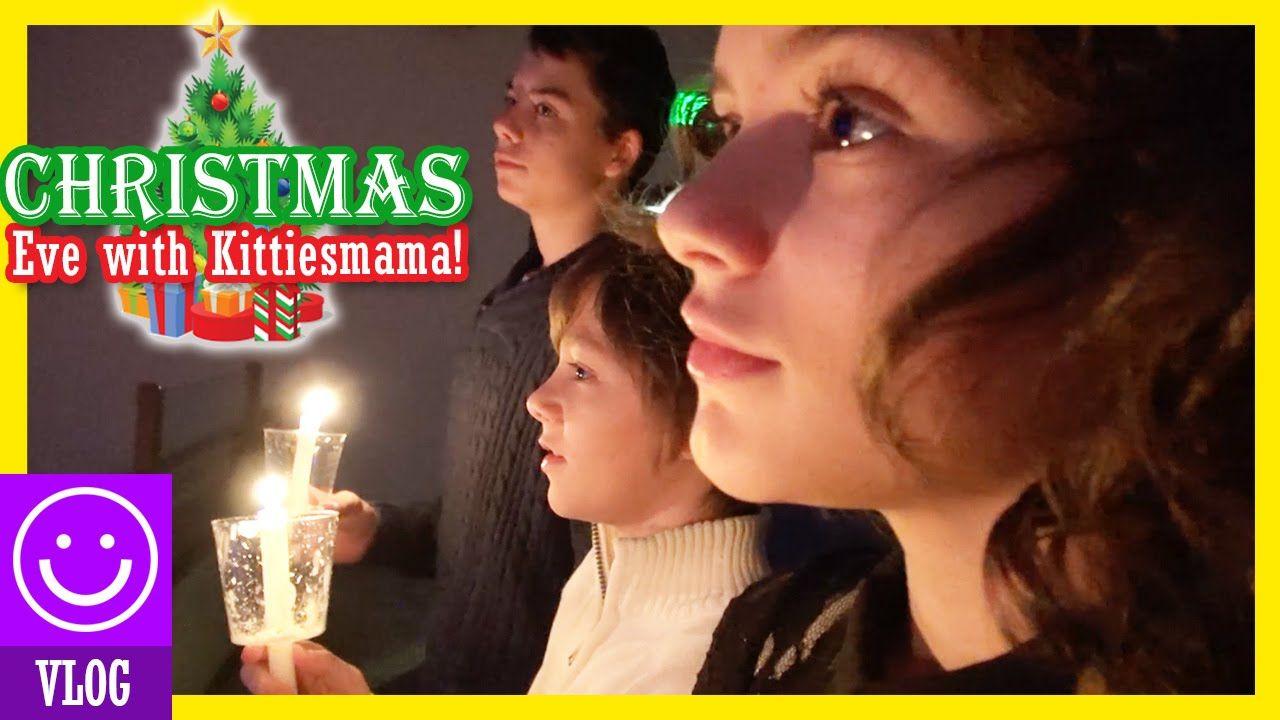 CHRISTMAS EVE WITH KITTIESMAMA! | antonio sagansay | Pinterest ...