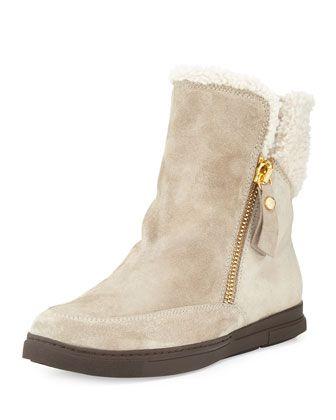 06f405701db4 Furgie Faux-Fur Zip Boot