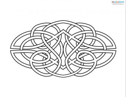 picture regarding Printable Celtic Stencils titled No cost Printable Tattoo Stencils designs Tattoo stencils