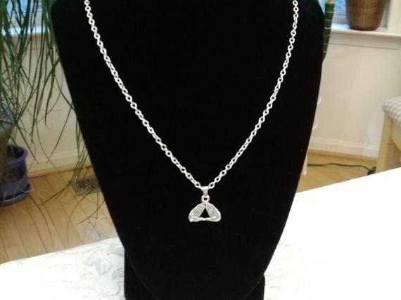 a2afac550 Delta Sigma Theta Sorority Pyramid Hands Pendant Necklace in 2019 ...