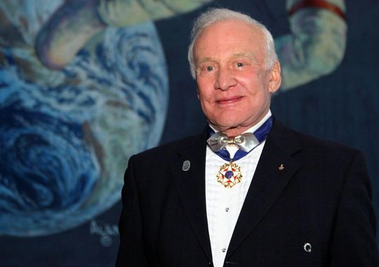 Buzz Aldrin will become professor at Florida Tech