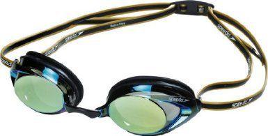 Speedo Vanquisher 2 Swimming Goggles Goggles Speedo