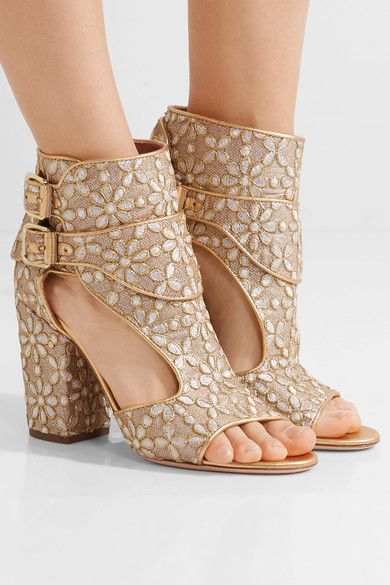 cheap sale huge surprise pictures online Laurence Dacade Leather Cutout Sandals geniue stockist sale online discount cheapest price outlet wiki gnhKHbnMs
