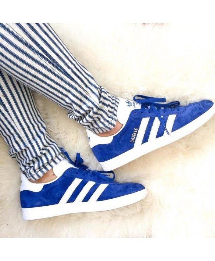 Adidas Originals Gazelle Adidas Gazelle hombres zapatos azul negro