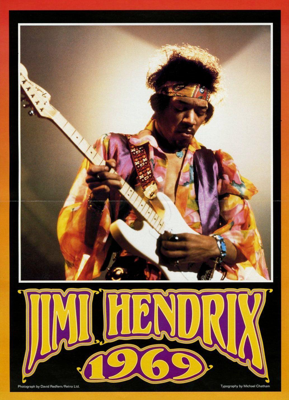 ca00245eb Jimi Hendrix Poster - The Jimi Hendrix Experience - Fender Guitar - Hendrix  Poster - Retro Music Poster - Vintage Music Decor - Music Gift by  MusicSellerz ...