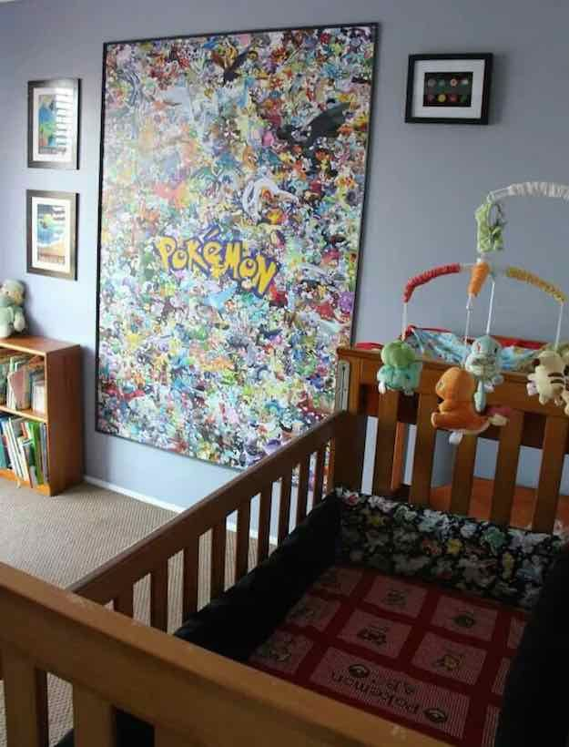 Baby Room Themes 21 Ways To Design A Nursery Living Room Ideas
